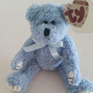 Beanie BabyTY  Bluebeary 1993 AtticTreasures